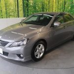 2012 Toyota Mark X Review