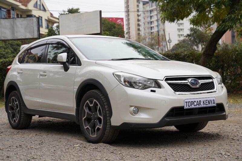 2012 Subaru XV Kenya