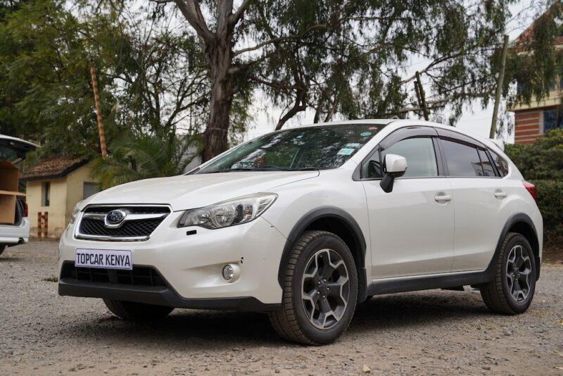 Subaru XV Kenya