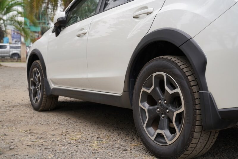 Subaru XV Ground Clearance