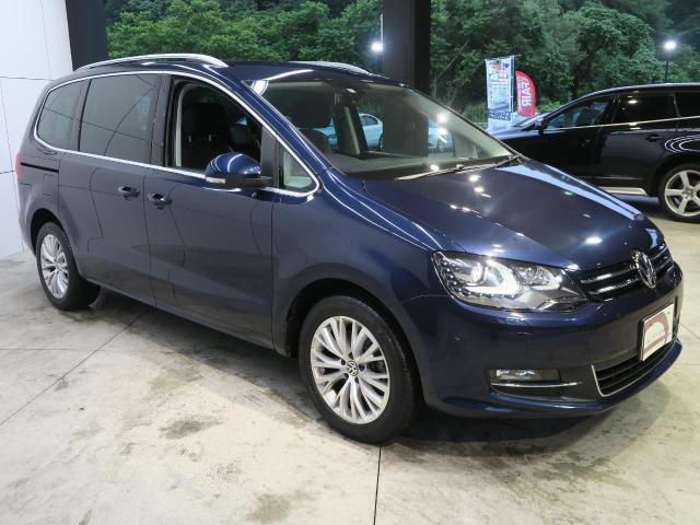 VW Sharan Topcar