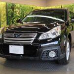 2012 Subaru Outback Review