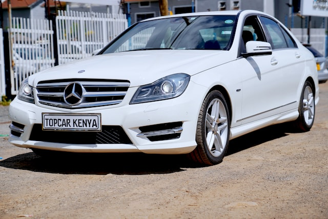 2013 Mercedes C200 Kenya