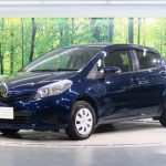 2012 Toyota Vitz Review