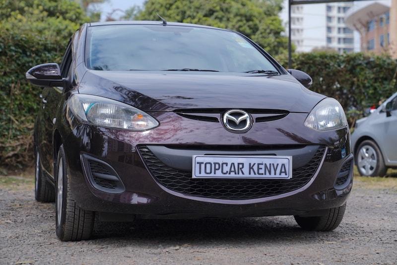 Mazda Demio for Sale in Kenya