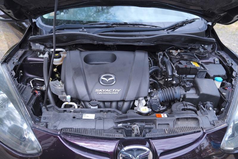 2013 Mazda Demio Engine