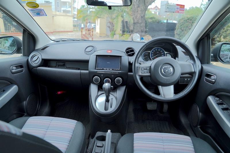 2013 Mazda Demio Dash