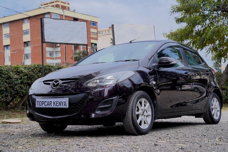 2013 Mazda Demio Clearance