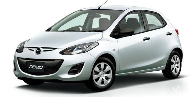 Mazda Demio Price in Kenya