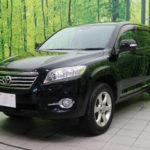 2012 Toyota Vanguard Review