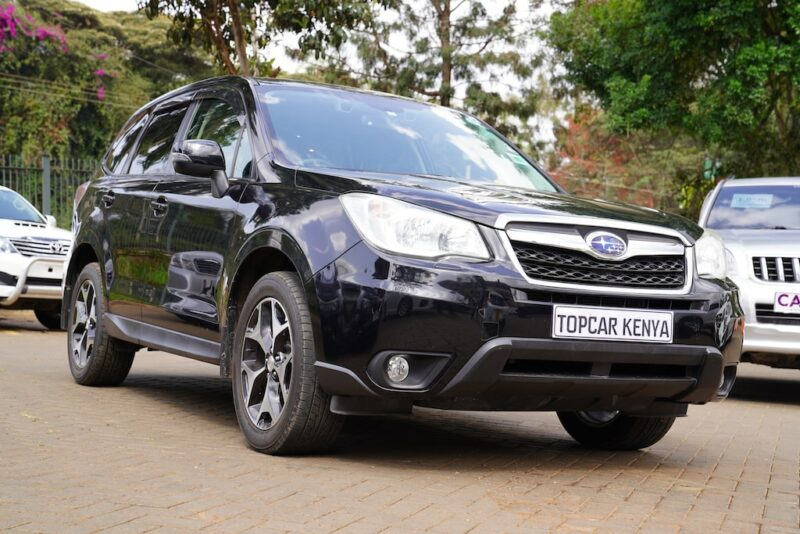 Subaru Forester 2013 Kenya