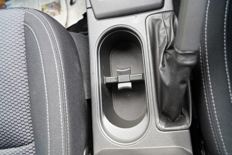 2013 Subaru Forester Cupholders