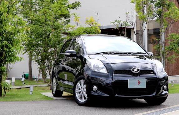 2010 Toyota Vitz Review - Topcar co keTopcar co ke
