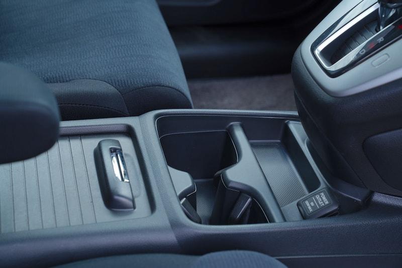 2013 Honda CRV Cupholders