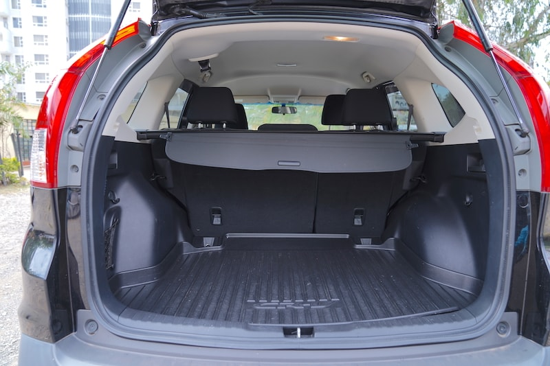 2013 Honda CRV Boot