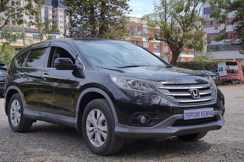 Honda CRV for sale in Kenya