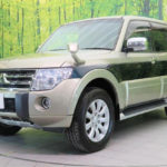 2013 Mitsubishi Pajero Review