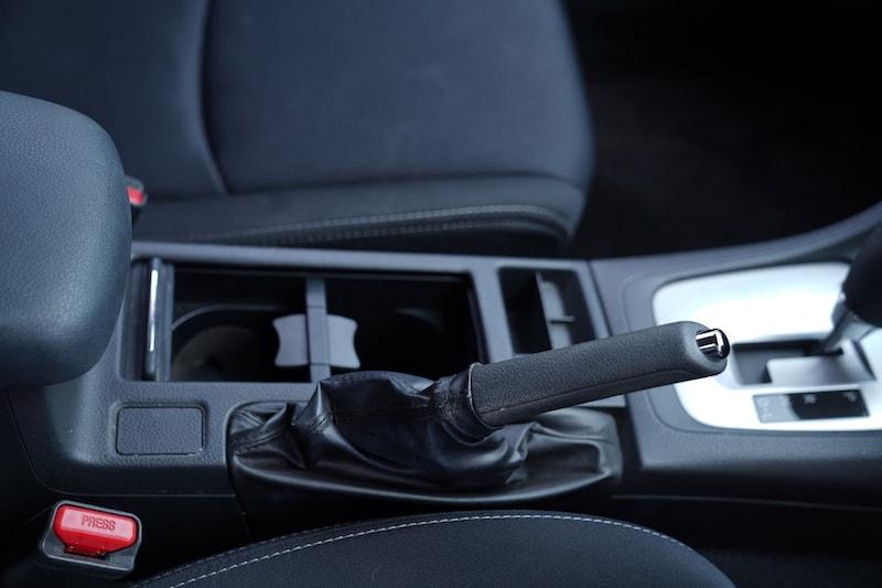 2013 Subaru Impreza Cupholders