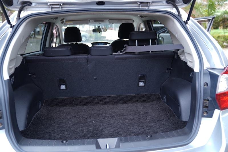 2013 Subaru Impreza Boot