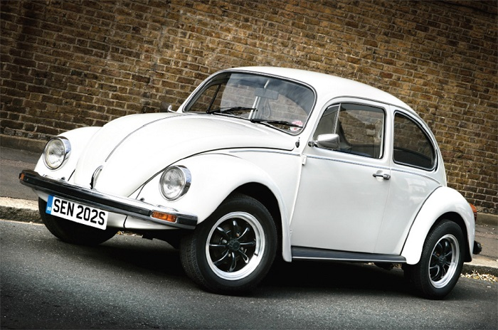 The Rise And Fall Of The Volkswagen Beetle