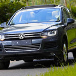 2013 VW Touareg Review