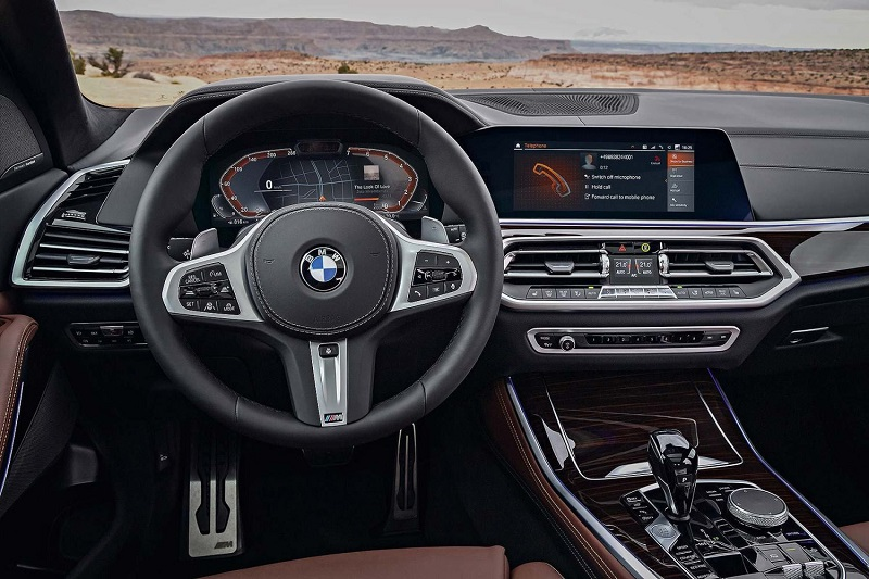BMW Adds A Caring Car Feature To Its Cars That Helps You Relax
