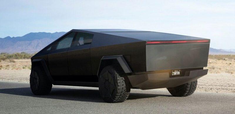Tesla Cybertruck – The Luxury Pickup Truck Of The Future