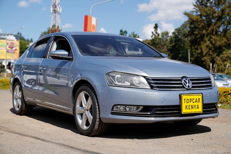VW Passat Topcar