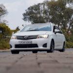 2013 Toyota Fielder Review