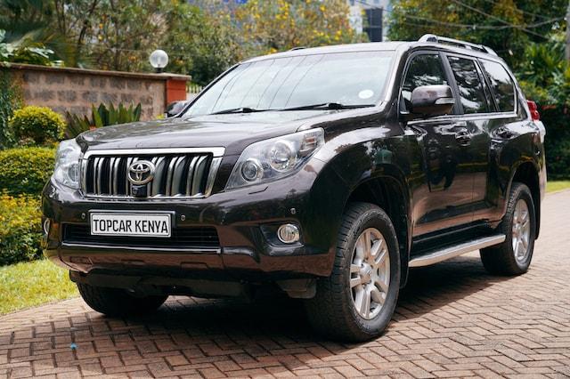 Toyota Prado Kenya