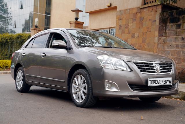 Toyota Premio Kenya