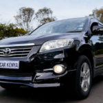 2013 Toyota Vanguard Review
