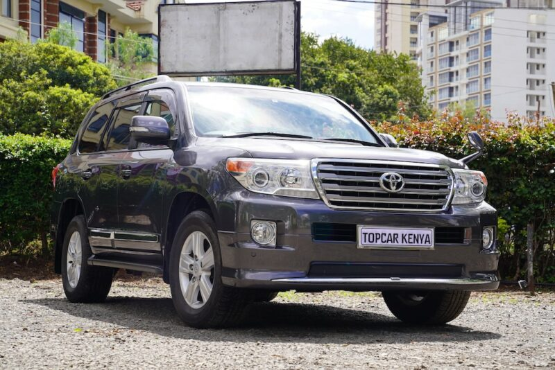 2013 Toyota Land Cruiser V8 Kenya