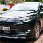 2013 Toyota Harrier Review