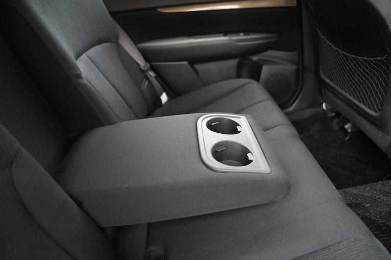 2013 Subaru Legacy Armrest