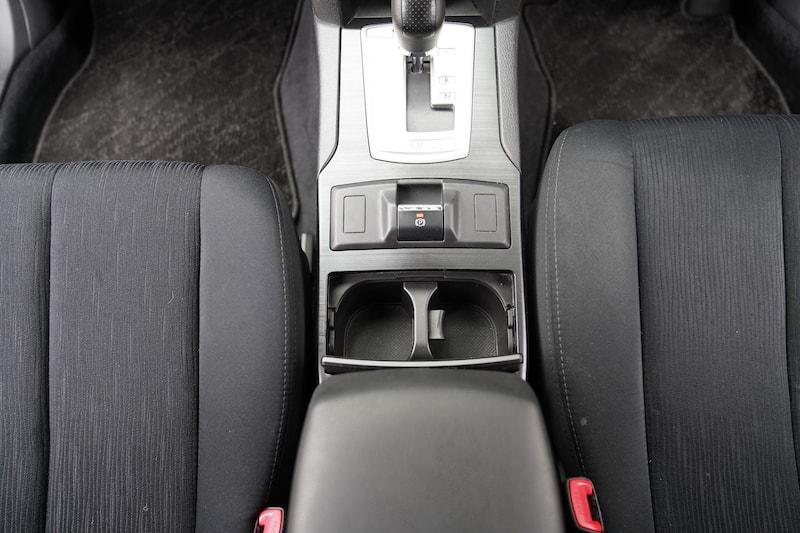 2013 Subaru Legacy Cupholders