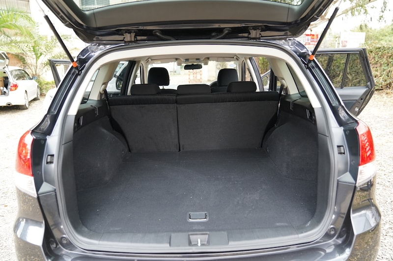 2013 Subaru Legacy Boot