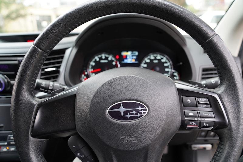 2013 Subaru Legacy Steering