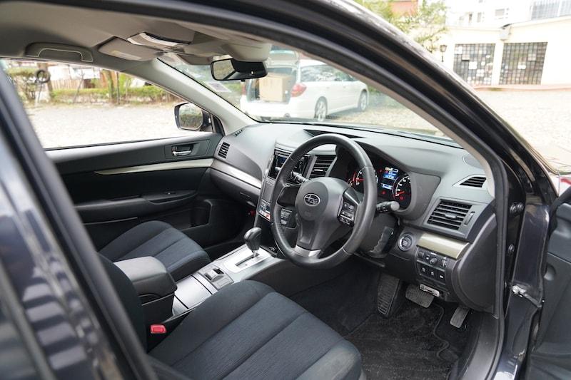 2013 Subaru Legacy First Row