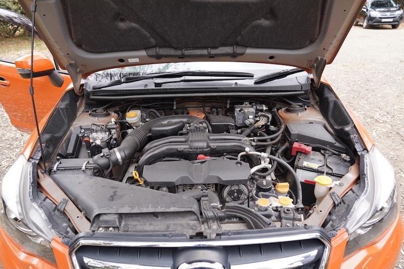 2013 Subaru XV Engine