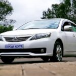 2013 Toyota Allion Review