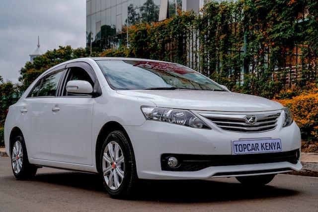 Toyota Allion Kenya