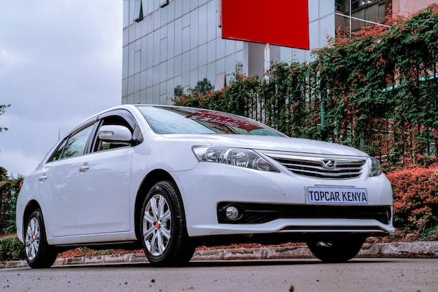 Toyota Allion Price