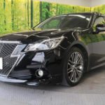 2013 Toyota Crown Review