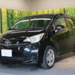 2013 Toyota Ractis Review