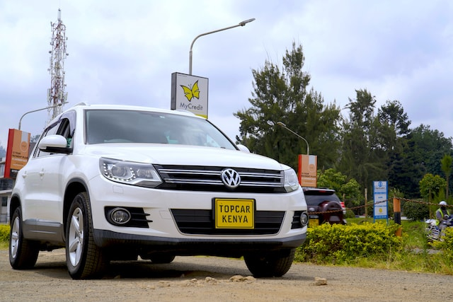 VW Tiguan Kenya