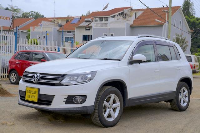 2013 VW Tiguan Kenya
