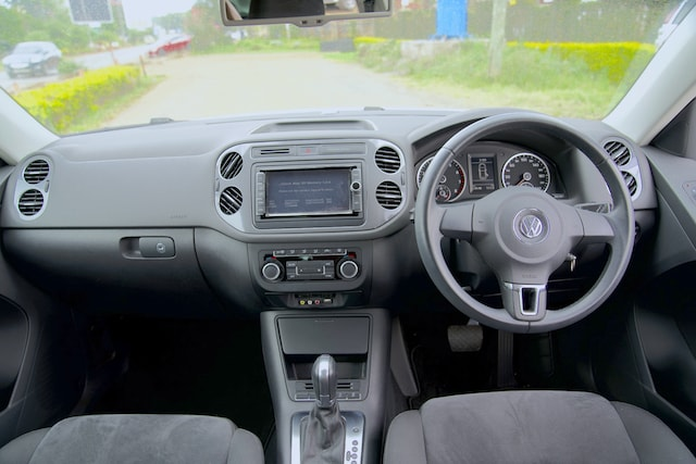2013 VW Tiguan Dashboard