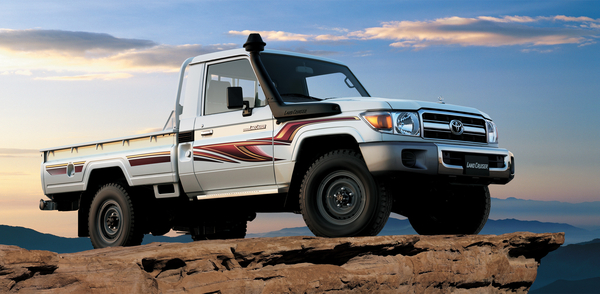Land Cruiser HZJ Pickup