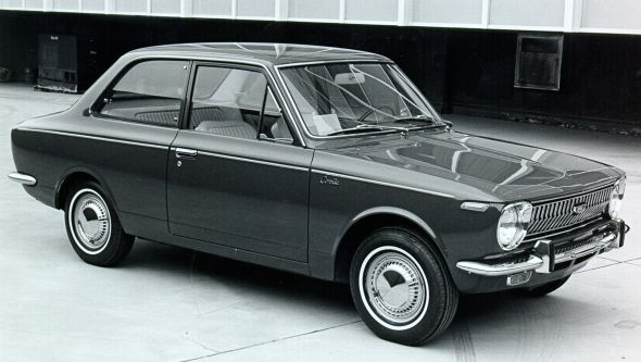 History of Cars: The First Generation Toyota Corolla
